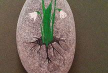 Colored stones/Pietre colorate