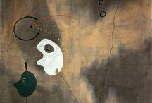 Paintings.Mirò
