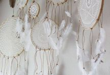 Wall hangings/dream catchers
