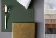 Material Mood /  A selection of the best materials used in our projects.