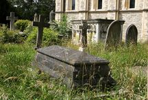 Old Churches / Graveyards