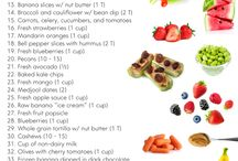 7 Week Reset - Snacks / Snacks for the 7 Week Food Freedom Reset!