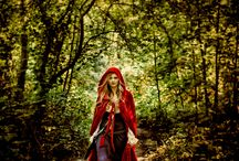 red ridding hood and the wolf