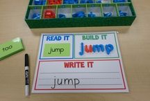 Independent Literacy Activities Kindergarten