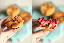 Pastry muffin cupcakes