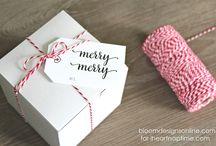 ajándék-dekoráció