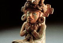 Máscaras Prehispánicas
