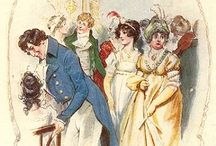 Northanger Abbey! (!=musical) / Costume research for Northanger Abbey