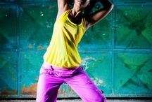 Dance workouts / For fitness and great bodyshape