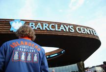The #Isles at Barclays Center in Brooklyn / With plans to move from Nassau County to Brooklyn in place for the 2015–16 season, the #Isles tested the building during two preseason games between the Devils in 2013 and 2014. / by New York Islanders