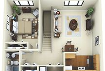 Garage apartment / by Brian Clements