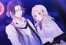 Diabolik lovers Laito × Yui