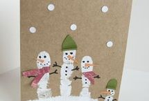CHRISTMAS ARTS + CRAFTS