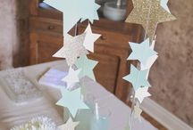 Kaley's Baby Shower - Decorations