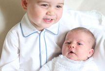 Charlotte e George