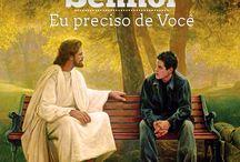 Jesus Cristo / Mensagens pequenos sobre Jesus Cristo