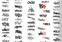 Граффити / теги