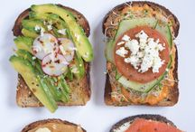 Recipes Starring La Brea Bakery / Here are some of our favorite recipes from across the web using La Brea Bakery breads.