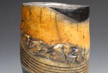 Sculpture poterie