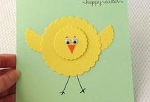 Easter cards idea
