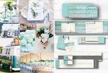 Trouwen, drukwerk, styling fotografie / Welke sfeer kiezen jullie voor je bruiloft en welk drukwerk en welke styling passen daarbij. Wij helpen je graag met een compleet plan.