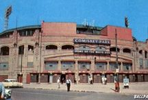 Old-Time Ball Parks