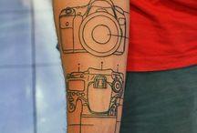 Tattoo Camera DSLR