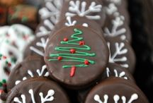 Christmas COOKIES / Yummy treats for Santy Claus