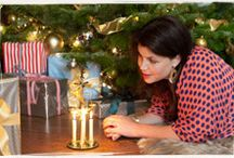 Kirstie Allsopp's Christmas Decoration Designs / With a vibrant, new colour palette the Kirstie Allsopp 2015 Christmas Range is packed with new designs and products.