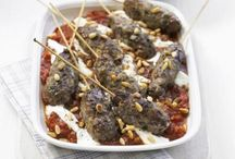 Food | Moroccan Feast