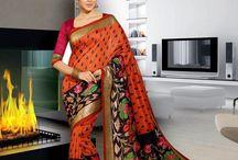 Bhagalpuri Silk Saree Collection