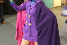 Darkwing / inspiration for cosplay