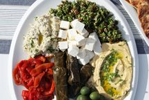Mediterranean/Eastern Food