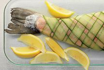 Fish dishes for occasions