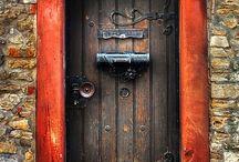 Doors and Windows / by Roni Ziemba