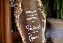 Wedding Mirrors