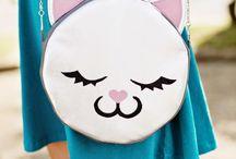 kislány táska