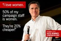 campaign stuffs