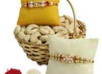 Send Rakhi with Dry Fruits
