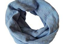 Loop Schal - loop scarf / Damen und Herren Loop Schal in vielen unterschiedlichen Materialien aus Jersey, Leinen, Baumwolle, Kunstfell Handmade Germany Chemnitz
