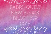 Fabri-Quilt Block Hop Blocks / by Twiggy & Opal
