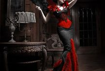 goth & dark pin-up photos
