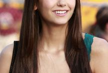 Elena gilbert / Kind / always there for someone / positive