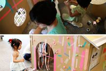 Washi Tape - For Kids / Use washi tape on a rainy day to keep kids occupied