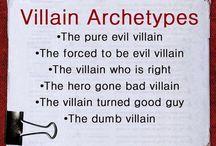 Character arcs writing