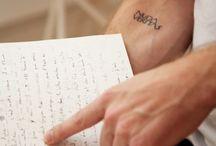 Tatto / by Nicole Loschi