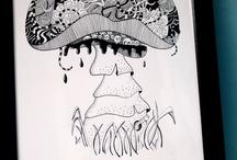 My work / http://clrinette.blogspot.fr/