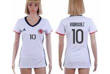 Billige James Rodriguez trøje / Køb James Rodriguez trøje 2016/17,Billige James Rodriguez fodboldtrøjer,James Rodriguez hjemmebanetrøje/udebanetrøje/3. trøje udsalg med navn.
