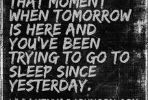 Cant sleep...thinking...
