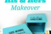 Furniture makeovers / by Kelly Clark